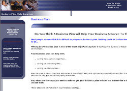 How To Write A Business Plan...Made Easy