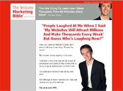 The Website Marketing Bible