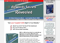 Google Adwords Secrets Revealed