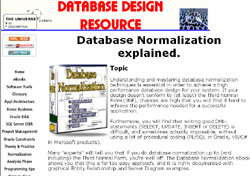 Database Normalization