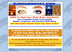 Sungazing Living On Light: Ancient Secrets Revealed