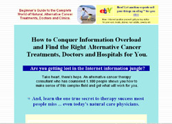A Guide To Alternative Cancer Treatments