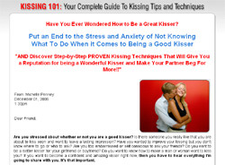 Kissing 101: Complete Guide to Kissing Tips &Techniques