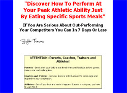 The Athlete Recipes